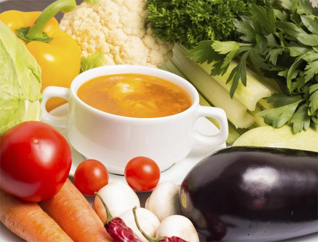 Рецепты полезных супов для диабетиков