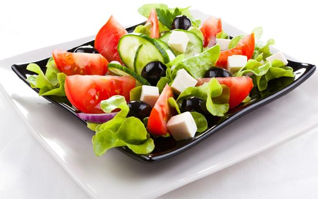 Разновидности полезных салатов для диабетиков