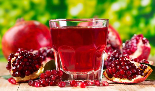 Польза и вред гранатового сока при диабете