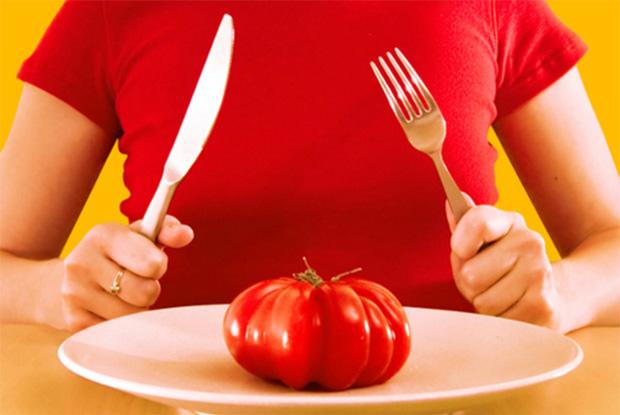 Употребление помидоров при сахарном диабете
