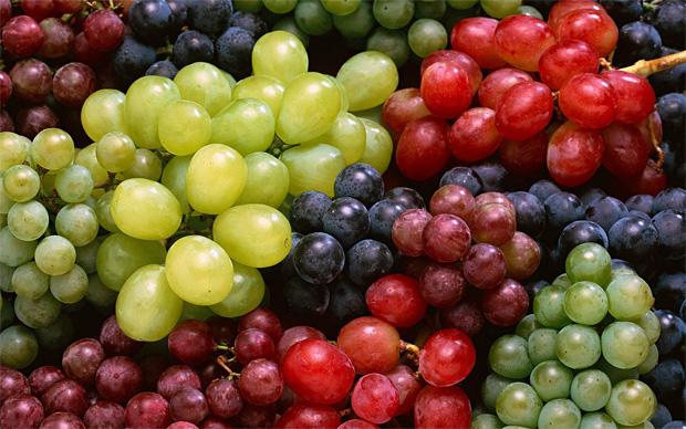 Опасность винограда при диабете