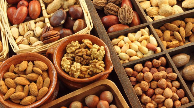 Влияние на организм орехов при диабете